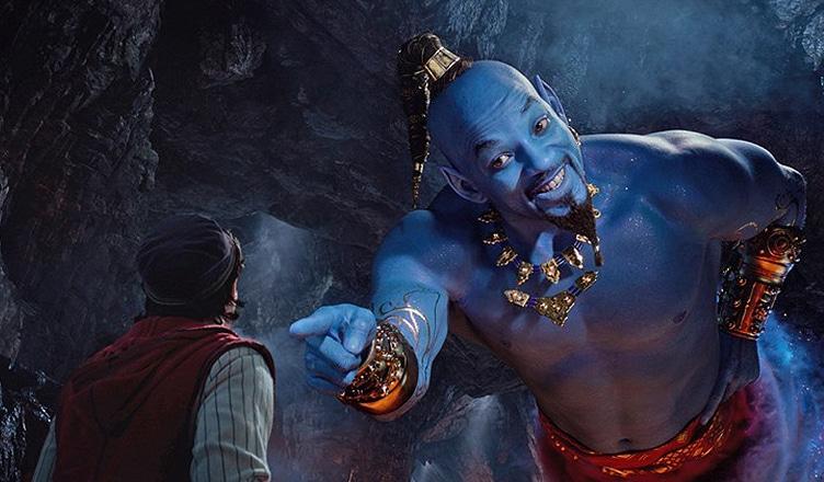Aladdin live-action remake. (Credit: Disney)