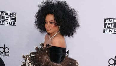 Diana Ross at the 2014 American Music Awards - Arrivals at the Nokia Theater on November 23, 2014 in Los Angeles, CA. (Credit: Jean Nelson/Deposit Photos)