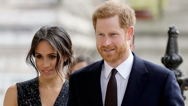 Meghan Markle and Prince Harry (Credit: Shutterstock)
