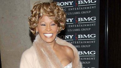 Whitney Houston at the 2007 Clive Davis Pre-Grammy Awards Party. Beverly Hilton Hotel, Beverly Hills, CA. 02-10-07. (Credit: S. Bukley/Deposit Photos)