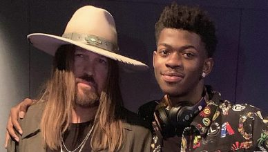 Lil Nas X and Billy Ray Cyrus (Credit: Instagram)