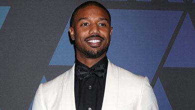 Michael B Jordan at the 10th Annual Governors Awards at the Ray Dolby Ballroom on November 18, 2018 in Los Angeles, CA. (Credit: Jean Nelson/Deposit Photos)