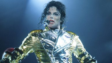 Michael Jackson (Credit: Shutterstock)