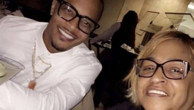 T.I. and Precious Harris Chapman. (Credit: Instagram)