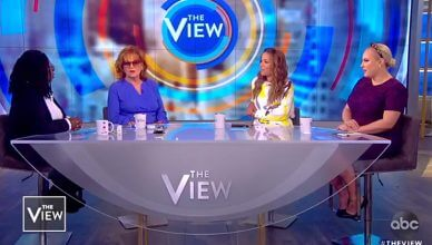The View Wednesday (Credit: ABC)