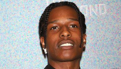 ASAP Rocky (Credit: Shutterstock)
