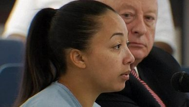 Cyntoia Brown (Credit YouTube/CBS News)