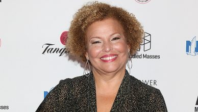 Debra Lee at the Ebony Power 100 Gala on the Beverly Hilton Hotel on November 30, 2018 in Beverly Hills, CA. (Credit: Deposit Photos)