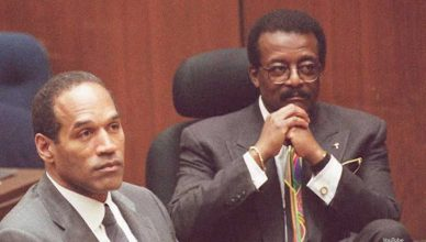O.J. Simpson Murder Trial (Credit: YouTube)