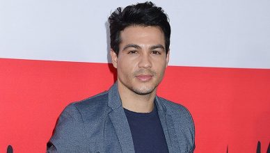 """Ray Diaz Jr at the """"The Gunman"""" Premiere at the Regal 14 Theaters on March 12, 2015 in Los Angeles, CA. (Credit: Jean Nelson/Deposit Photos)"""