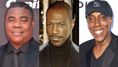 "Tracy Morgan, Eddie Murphy and Arsenio Hall will appear in the ""Coming to America"" seqquel. (Credit: Deposit Photos)"