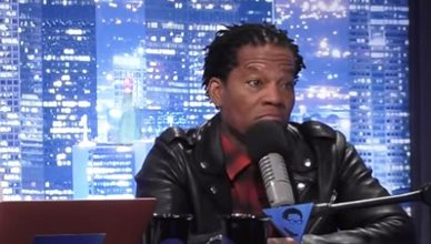 The DL Hughley Show (Credit: TV One)