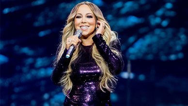 Mariah Carey performs during the gala of the Tmall 11.11 Global Shopping Festival 2018 by Alibaba Group in Shanghai, China, 10 November 2018. (Credit: Deposit Photos)
