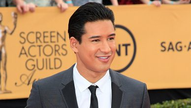 LOS ANGELES - JAN 25: Mario Lopez at the 2015 Screen Actor Guild Awards at the Shrine Auditorium on January 25, 2015 in Los Angeles, CA. (Credit: Jean Nelson/Deposit Photos)