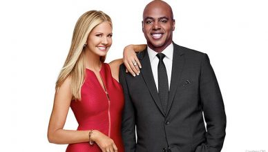 Nancy O'Dell and Kevin Frazier Host Entertainment Tonight (Credit: CBS)