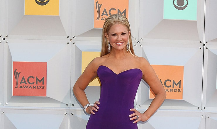 Nancy ODell at the 2016 Academy of Country Music Awards Arrivals, MGM Grand Garden Arena, Las Vegas, NV 04-03-16. Credit: S. Bukley/Deposit Photos)