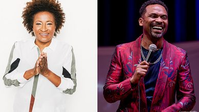 """Wanda Sykes and Mike Epps will star in """"The Upshaws."""" (Credit: Netflix)"""