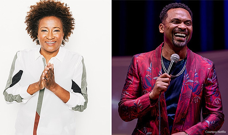 "Wanda Sykes and Mike Epps will star in ""The Upshaws."" (Credit: Netflix)"