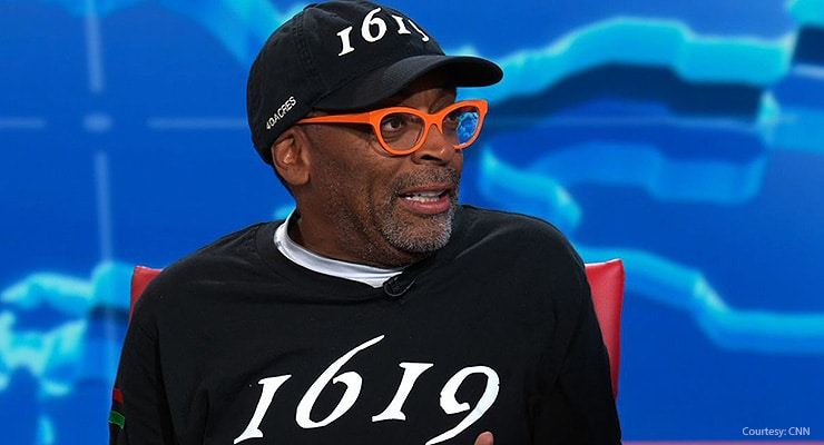 Spike Lee Appeared on CNN, on Tuesday, August 20, 2019.