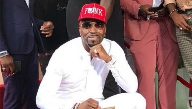 Teddy Riley Walk of Fame Star (Credit: YouTube)