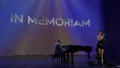 Emmy Awards In Memoriam Segment (Credit: YouTube)