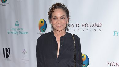LOS ANGELES - OCT 27: Jasmine Guy arrives to the Friendly House Lucheon on October 27, 2018 in Hollywood, CA (Credit: Shutterstock)
