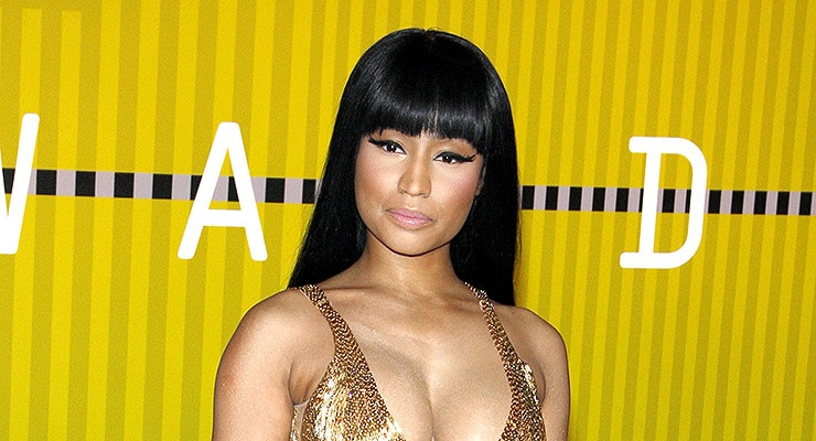 PhotosVectorsEditorialVideos Live ChatOur Plans & Prices Depositphotos Stock Photos All Images Active Plans anitabennettla@gmail.com Nicki Minaj in Los Angeles– Stock Editorial Photography Nicki Minaj in Los Angeles — Stock Photo LOS ANGELES, CA, USA - AUGUST 30, 2015: Nicki Minaj at the 2015 MTV Video Music Awards held at the Microsoft Theater in Los Angeles. — Photo by PopularImages