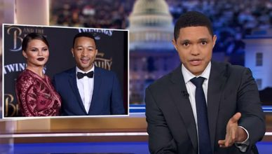 The Daily Show With Trevor Noah on Monday, Sept. 9, 2019. (Credit: Comedy Central)