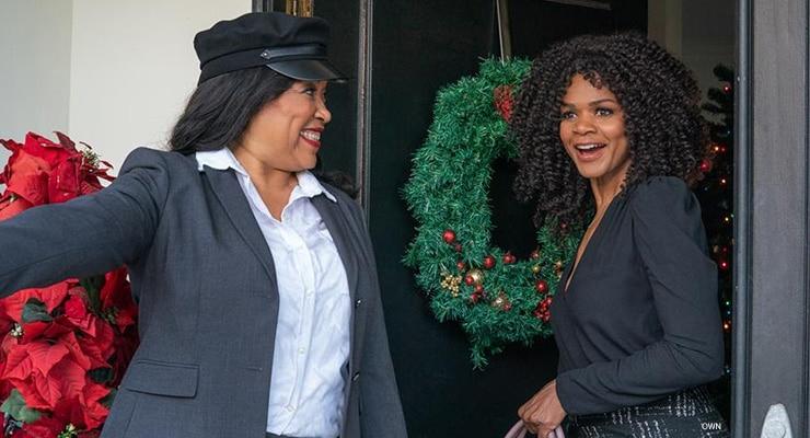 Carole's Christmas (Credit: OWN)