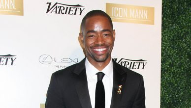 Jay Ellis at the ICON Mann Power Dinner Party, Mr C Beverly Hills, Beverly Hills, CA 02-18-15 — Photo by s_bukley