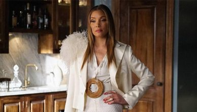 Michael Michele on Dynasty (Credit: The CW)