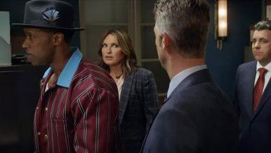 SVU Jussie Smollett Episode (Credit: NBC)