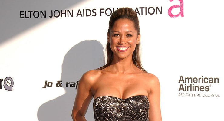 Stacey Dash — Stock Photo Stacey Dash at the 18th Annual Elton John AIDS Foundation Oscar Viewing Party, Pacific Design Center, West Hollywood, CA. 03-07-10 — Photo by s_bukley