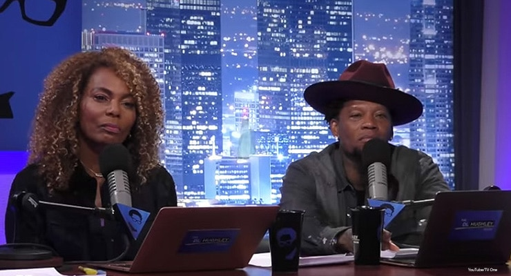 The DL Hughley Show (Credit: YouTube/TV One)