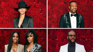 Halley Berry, Chris Tucker, Kelly Rowland, Michelle Williams attend opening of Tyler Perry Studios. (Credit: Instagram)