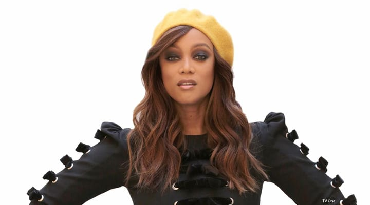 Tyra Banks on Uncensored (Credit: TV One)