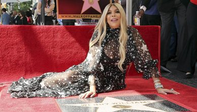 Wendy Williams Walk of Fame Star (Credit: Instagram)