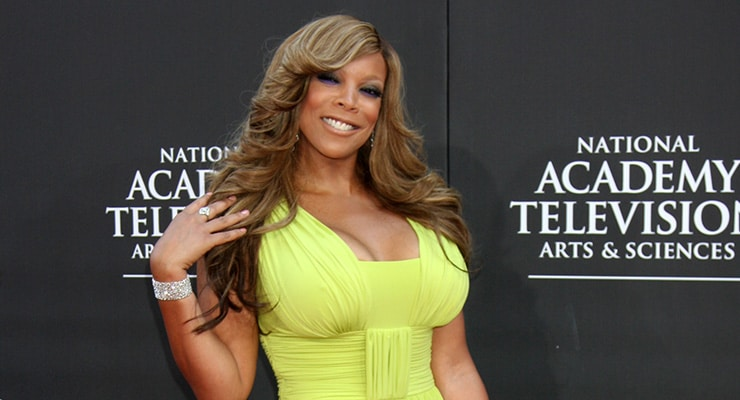 Wendy Williams — Stock Photo Wendy Williams arriving at the Daytime Emmys at the Orpheum Theater in Los Angeles, CA on August 30, 2009 — Photo by Jean_Nelson