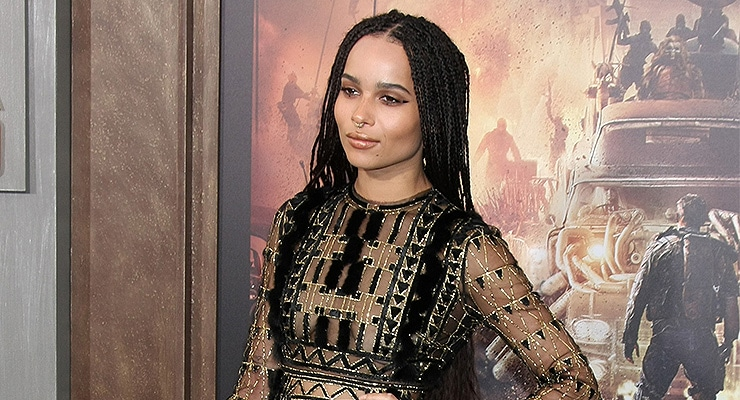 Zoe Kravitz at the Mad Max: Fury Road Los Angeles Premiere, TCL Chinese Theater, Hollywood, CA 05-07-15 — Photo by bossmoss