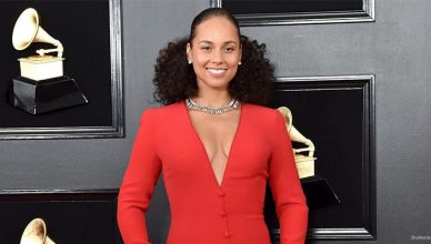 LOS ANGELES - FEB 10: Alicia Keys at the 61st Grammy Awards at the Staples Center on February 10, 2019 in Los Angeles, CA– (Credit: Shutterstock)