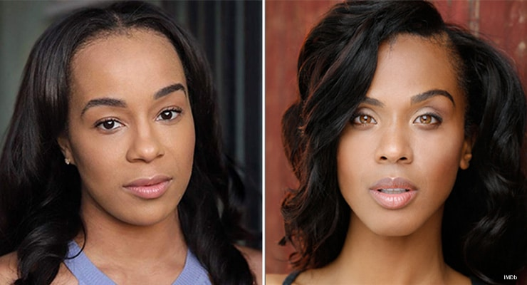 (L to R) GG Townson and Laila Odom (Credit: IMDb)