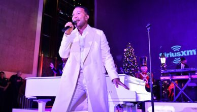 John Legend Union Station Concert (Credit: Twitter)