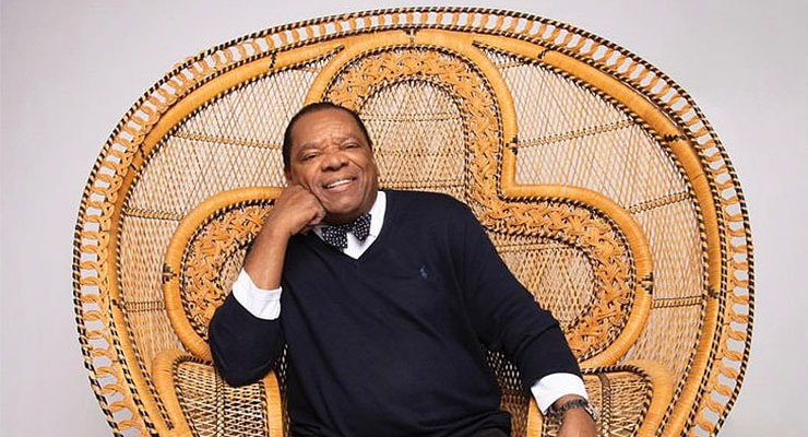 John Witherspoon (Credit: Family Photo))
