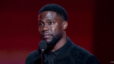 Kevin Hart Accepts People's Choice Award (YouTube)