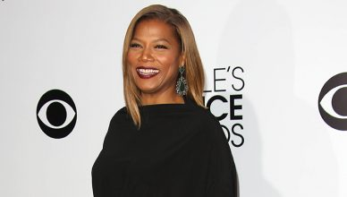 Queen Latifah at the 40th People's Choice Awards Arrivals, Nokia Theatre, Los Angeles, CA 01-08-14 — Photo by s_bukley