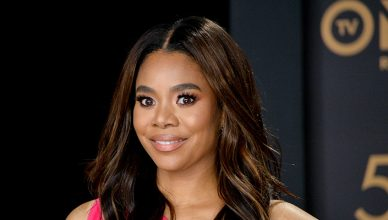 LOS ANGELES, CA. March 30, 2019: Regina Hall at the 50th NAACP Image Awards — Photo by Featureflash