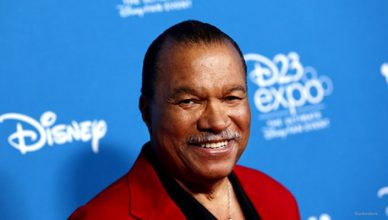Billy Dee Williams (Credit: Shutterstock)