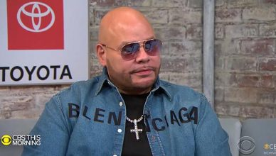 Fat Joe Appears on CBS This Morning (Credit: CBS)