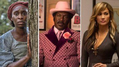 Cynthia Erivo, Eddie Murphy and Jennifer Lopez received Golden Globes Nominations