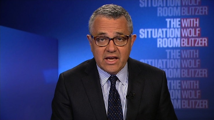 Jeffrey Toobin on Leave After 'Exposing Himself' During ...